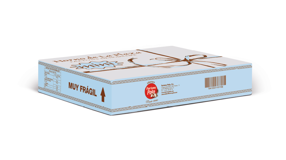 Caja granel Mini, 1 kg x 35 unidades aprox.